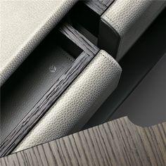 Bacco inside drawer detail | Promemoria