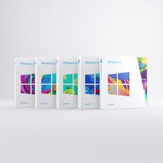 Windows 8 on Packaging of the World - Creative Package Design Gallery