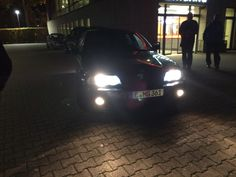 The project is finished.  My dream the BMW 320d M package is running first trip to the gym of course ;)