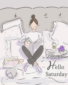 The Heather Stillufsen Collection from Rose Hill Designs Hello Saturday, Hello Weekend, Happy Saturday, Happy Weekend, Saturday Morning, Saturday Greetings, Sunday, Weekend Vibes, Happy Friday