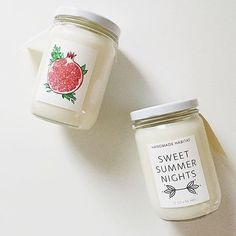 Who else is in ❤️ with these sweet summer days, afternoons and nights!? They can all be made sweeter by @handmadehabitat and her beautiful candles and body products! You guessed it, they are coming HERE. in July! #summerpopup #HEREwecome xo, Amy & El