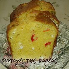 Κέικ αλμυρό κίτρινο σαν ήλιος... #sintagespareas Cooking Cake, Salty Cake, Banana Bread, Food And Drink, Sugar, Cookies, Desserts, Recipes, Breads