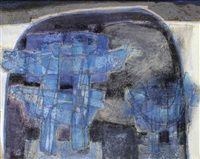 Schrijn (1989) by Joop Birker