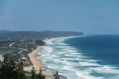 Blick auf Wilderness und Wilderness Beach Wilderness South Africa, Highlights, Garden Route, Roadtrip, Beach, Places, Water, Outdoor, Cape Town