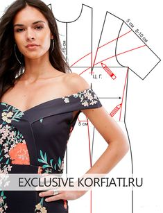 Amazing Sewing Patterns Clone Your Clothes Ideas. Enchanting Sewing Patterns Clone Your Clothes Ideas. Fashion Sewing, Diy Fashion, Ideias Fashion, Fashion Dresses, Blouse Patterns, Clothing Patterns, Sewing Patterns, Sewing Dress, Costura Fashion