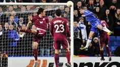 Fernando Torres with the double - Chelsea FC 3-1 Rubin Kazan