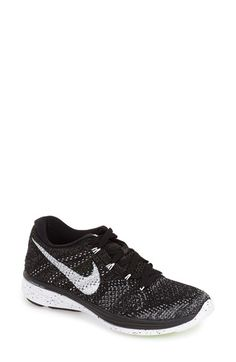 Nike 'Flyknit Lunar 3' Running Shoe (Women) available at #Nordstrom