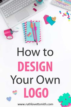 Logo design is an important part of your brand, branding, and business. Get logo ideas, logo design inspiration, and learn how to design your own logo. #logodesign #logo #branding #typograhpy #graphicdesign #bloggingtips #businesstips #beginnerblogging