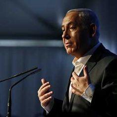 """Netanjahu warnt Teheran vor """"roter Linie""""    Klare Worte von Israels Premier: Benjamin Netanjahu warnt den Iran, dass er sich mit seinem Atomprogramm einer """"rote Linie"""" nähert. Die US-Regierung spricht erneut von einem Militärangriff."""