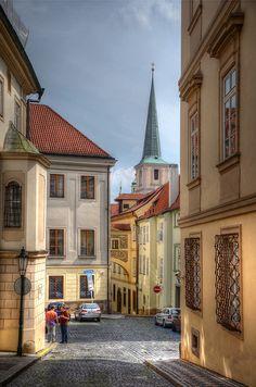 Thunovska ulice