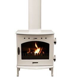 CARRON ENAMEL LOG BURNER MULTI FUEL STOVE CHEAPEST ON EBAY LAST 8 COLORS AVAILA | eBay