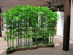 Image result for bamboo garden wall