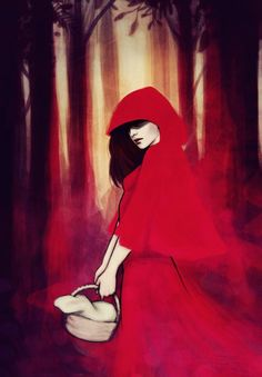 Little Red Riding Hood LRRH
