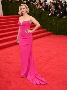 Reese Witherspoon at the 2014 Met Gala