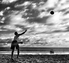 Beachvolleyball Costa Rica