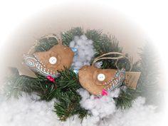 ялинкові іграшки, birds, Christmas toys