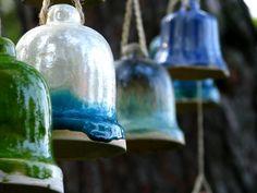 Ceramiczne dzwonki,  Ceramic's bells