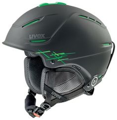 Safer is easier - The lightest hard shell helmet .- Sicher wird leichter – Der leichteste Hartschalenhel… Safer is easier – The lightest hard shell helmet … - Ski Helmets, Riding Helmets, Green Mat, Ski And Snowboard, Bicycle Helmet, Skiing, Shells, Hats, Sports