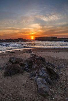 Porto, Praia do Molhe