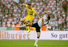 Blog Esportivo do Suíço:  Borussia Dortmund vence Frankfurt e conquista Copa da Alemanha