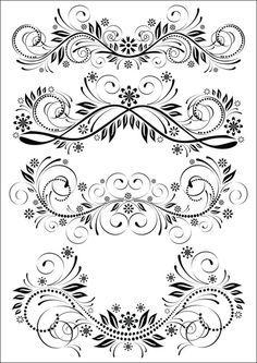 Image result for rosemaling patterns
