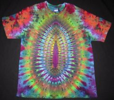 Your place to buy and sell all things handmade Cool Tie Dye Patterns, Cool Ties, Tie Dye T Shirts, Clothes Line, Mens Fitness, Wearable Art, Psychedelic, Tapestry, Make It Yourself