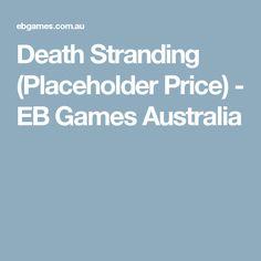Death Stranding (Placeholder Price) - EB Games Australia