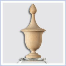 Post Cap options for your fence from Elyria Fence, a Cleveland fence company since 1932 Cedar Posts, Home Stairs Design, Fencing Companies, Newel Posts, Wood Turning Projects, Garden Gates, Fence, Woodworking, Lathe