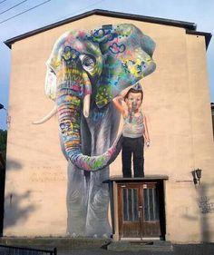 Elefante niño