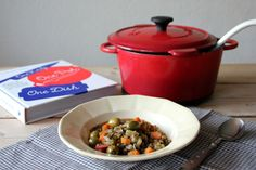 BOOK REVIEW: ONE KNIFE, ONE POT, ONE DISH