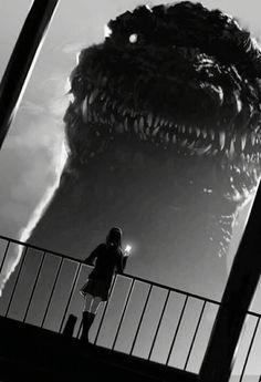 Shin Godzilla Smile for the camera. All Godzilla Monsters, Godzilla Comics, King Kong, Big G, Japanese Monster, Arte Obscura, Japanese Film, Classic Monsters, Animes Wallpapers