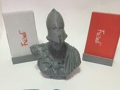 Athena of Velletri 3D print. More --> pinterest.com/cosmowenman/others-3d-prints-of-cosmo-wenmans-3d-scans/
