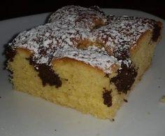 Krümelkuchen oder versunkener Streuselkuchen