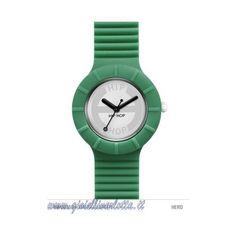 Hip Hop Orologio donna verde smeraldo HWU0352 Cassa da 32 mm Emerald Green
