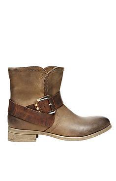 Buckle Boots / Steve Madden