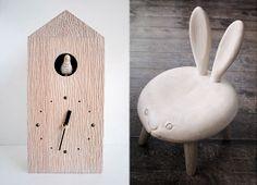 Bunny chair