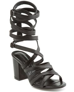 Cynthia Rowley Leather Sandal - I have this sandal in nude.