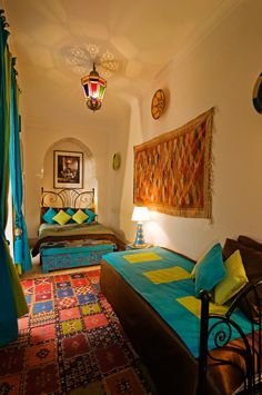 Authentic Moroccan Riad Marrakech, Dar Eliane | Flickr - Photo Sharing!