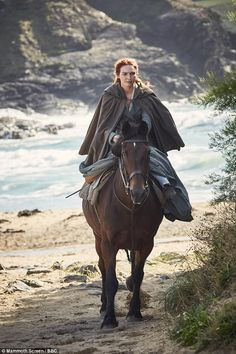However Eleanor herself, 25, admitted to the Radio Times that a hunky new solider could lead Demelza astray - as they unveil the six new characters making an arrival in Cornwall.