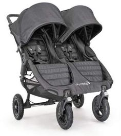 The Expedition Jogging Stroller Features Large Bicycle