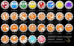 I'm the last hope. Kamen Rider Toys, Kamen Rider Wizard, Kamen Rider Zi O, Kamen Rider Series, Wizards Logo, Perception, Geek Stuff, Symbols, Superhero