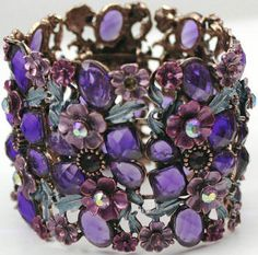 Shining Purple Bracelet!