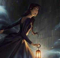Charlie Bowater. Reminds me of Tessa :)