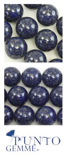 Round of lapis Easter Eggs, Blueberry, Gemstones, Fruit, Berry, Gems, Jewels, Minerals, Blueberries