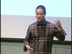 """I have been really impressed with Tony's presentations, his book """"Delivering Happiness"""", and his company, Zappos."""
