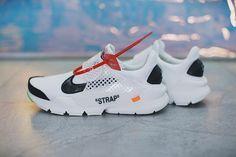 size 40 9d221 94ac8 Cheapest and Newest Unisex Off-White x Nike La Nike Sock Dart Black White  AA8696