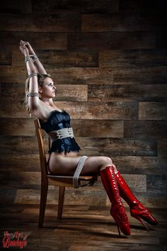 Sample gallery of the best images from the Fine Art of Bondage project. Images are also available as Posters and Fine Art Prints. At the end this and much more photos are used for a printed art book about Bondage/Shibari/Kinbaku/BDSM photography.