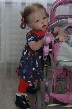 Tippi by Linda Murray Reborn Toddler Girl Doll | eBay