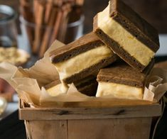 No-churn pumpkin ice cream is flavored with cinnamon nutmeg and amaretto liquor then sandwiched between gingerbread brownies. Beef Tenderloin Recipes, Beef Tenderloin Roast, Roasted Okra, Roasted Turkey, Fig Cake, Pumpkin Ice Cream, Dutch Oven Recipes, Christmas Dishes, Catering Food
