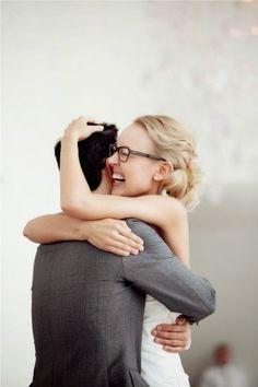 Novias con gafas, ¿cuáles escogerás para tu boda? - Quiero una boda perfecta
